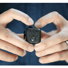 In Stock! Funny Fidget Cube Toy Kids Adults Xmas Gift Anxiety Stress Relief ~New