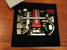 Body RC Car NSN SR Engine Bay Polycarbonate Painted 1:10 Drift