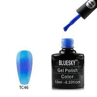 BLUESKY NEW TC46 THERMAL COLOUR CHANGE UV LED SOAK OFF GEL NAIL POLISH 10ML