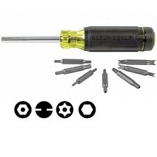Klein Tool 15 Piece Multi-Bit Tamperproof Screwdriver
