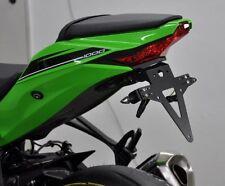 Kennzeichenhalter/Heckumbau Kawasaki ZX-10R ab 2016-, verstellbar, tail tidy