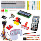 Electronic Component Kit for Raspberry PI/with GPIO Pinboard+Breadboard+1602LCD