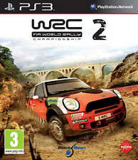 WRC 2: FIA WORLD RALLY CHAMPIONSHIP PS3 * photocopie Papier Peint *
