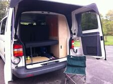 Kiravans Barn Door Awning VW T5 Campervan Conversion barndoor