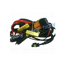 HID Load Resistor Relay Harness H4/H7/H10/H11/H13/9005/9006/9007 Anti Flicker