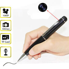 8GB HD 1080P Spy Pen Mini DV Camera Hidden Camcorder DVR Pinhole Video Recorder