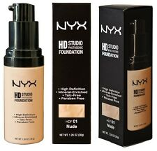 1 NYX COSMETICS HD FOUNDATION - HDF8 California Tan