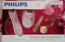 Philips Limited Edition Epilator Set Brand New And Sealed HP6540/01