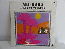 Collection alors raconte ALI BABA et les 40 voleurs SJ200