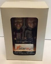 STAR 99.1 FM Radio Station STACEY and JOHNNY STONE IN THE MORNING Bobble Head