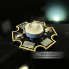50pcs 1W White HIGH POWER LED Star 100LM 6500K 140° 1watt lamp light