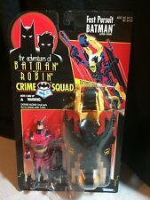 1995 The Adventures of Batman and Robin Crime Squad Fast Pursuit Batman