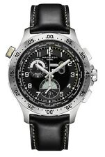 NEW HAMILTON WORLDTIMER CHRONO QUARTZ H76714735
