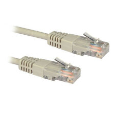 5M White CAT5E/CAT5 RJ45 PATCH CABLE
