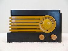 VINTAGE 40s ULTRA RARE PHILCO TRANSITONE OLD ANTIQUE ART DECO MID CENTURY RADIO