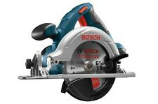 "BOSCH CCS180B 18V Lithium-Ion 6-1/2"" Cordless Circular Saw NEW Li-Ion Tool"