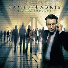 JAMES LABRIE - STATIC IMPULSE - BRAND NEW LP VINYL 2013 - DREAM THEATER