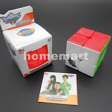 2014 Speed magic puzzle Cube Cyclone Boys 2x2 2X2X2 Stickerless original PACKAGE