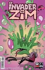 INVADER ZIM #6 ONI PRESS COMICS FIRST PRINT
