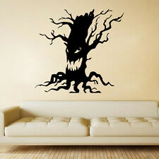 3D Halloween Ghost Tree Wall Sticker For Halloween Party Decor