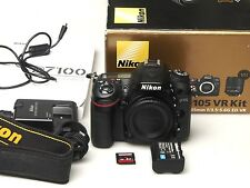 Nikon D d7100 24,1 MP -- 41.919 inneschi/activations