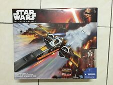 Star Wars Hasbro POE'S X-WING FIGHTER The Force Awakens MISB