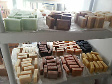 Handmade Soap 4 Bars U Pick Cold Process From Scratch Large Bars All Natural