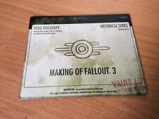 Fallout 3 - Making Of DVD from Xbox / PC Collector's Edition