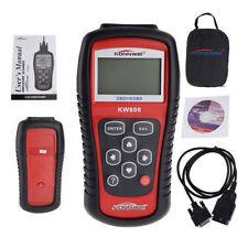 EOBD OBD2 OBDII Car Scanner Diagnostic Live Data Code Reader Check Engine MA
