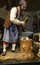 1 pastore landi 13 cm fabbro presepe crib shereped
