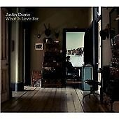 Justin Currie - What Is Love For (2007)