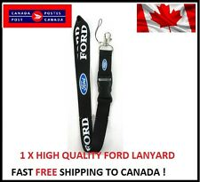 Ford Lanyard Keychain Focus F-150  F-250 TRUCK Ranger Fuzion Mustang ICellphone