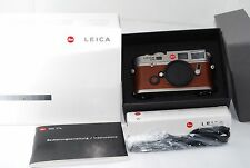 "Leica M6 0.72 TTL Titanium JAPAN Limited model ""RARE Near Mint in Box""#0250"