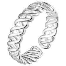 Fashion 925 Silver Ring Male Female The new - jewelry rings adjustable