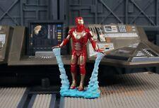Marvel Superhero Avengers Iron Man Mark 42 Cake Topper Figure Model K1177