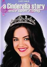 A Cinderella Story: Once Upon a Song (DVD, 2016)
