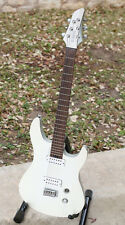Yamaha RGX A2 Guitar with Soapbar Pickups & LED-Lit Volume Knob