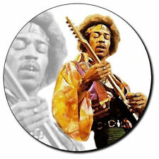 Parche imprimido, Iron on patch, /Textil sticker, Pegatina/ - Jimi Hendrix