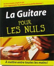 La Guitare pour les Nuls - Mark Phillips - Jon Chappell - Plus CD - 2009