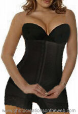 "NEW INSTANT TUMMY TUCK BODY ""MAGIC"" FASHION STRAPLESS GIRDLE-LIFTS BREAST/BUTT 2"