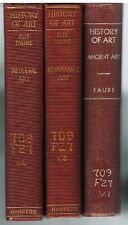 History of Art: Ancient, Medieval, Renaissance 1920's Rare Books! $