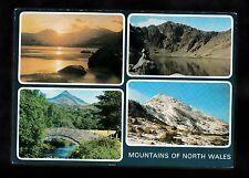 C1970s Multiviews of the mountains of North Wales, Snowdon Cnicht