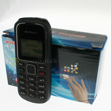 Brand New Simple Mobile Phone Unlocked Sim Free Button Basic Classic Easy Use