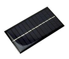 1 vatios 6v 166ma 110x60mm epóxido celda solar panel solar panel solar F. Arduino