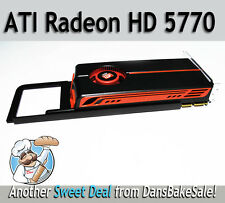 Apple ATI Radeon HD 5770 1GB PCI Express x 16 Card in Great Condition!