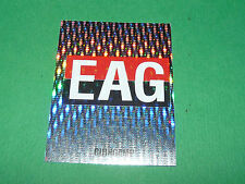 N°96 BADGE EN AVANT GUINGAMP EAG PANINI FOOT 98 FOOTBALL 1997-1998