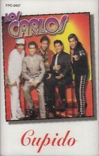 Los Carlos Cupido Cassette New Sealed