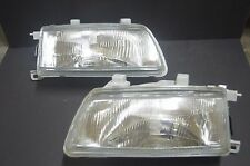 New JDM Honda Civic EF SH EF7 1988-1991 Head Lamp Light 1 Pair Glass Lens