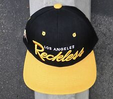 Young & Reckless Skate Los Angeles Mens Snapback Hat