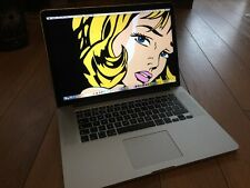 "Macbook Pro  2.6 GHz 15.4"" i7 16GB 1TB FLASH  RETINA Creative Awesomeness !"